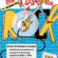 Stage de Rock – Moselle – Juillet 2018