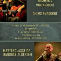Stage MANDOLE  ALGERIEN