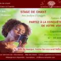 Partez à la conquête de votre voix | Stage de chant | Eygalières (13) | Août 2019