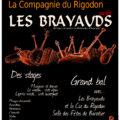 Stages danse, chant, instruments folk dans le cadre d'une rencontre entre l'Auvergne et les Alpes.