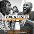 PI DJOB et JAMES CARLES  «Stage chants et danse» du 06 au 11 Avril 2020 à Saint Guinoux (35)