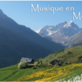 Stage «Musique-Nature» du 28 juin au 4 juillet près de Nice