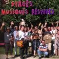 Stages de chant et de musique d'une semaine – Corrèze – Printemps/Été/Automne 2021